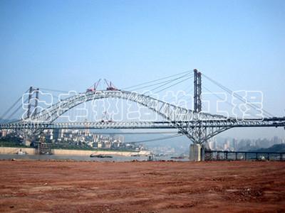 桥梁钢结构建筑体系