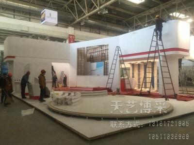 北京专业展台搭建工厂