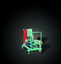 高粘度油淨化濾油機