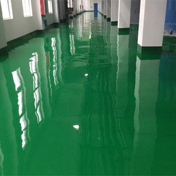 环氧树脂地坪高光型