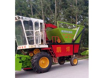 玉米青储机转盘割台
