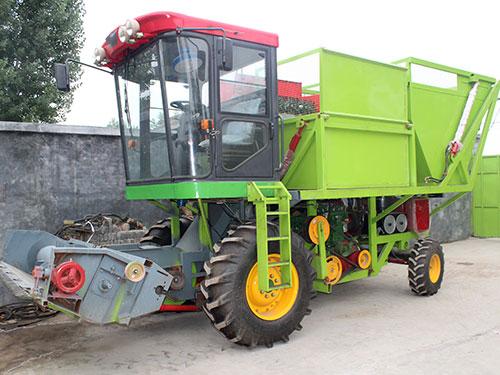 玉米青储机