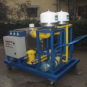 小型离心式滤油机