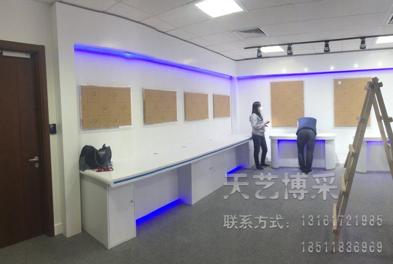北京展厅制作