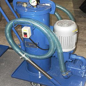 大流量滤油机