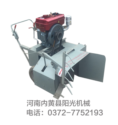 YG-90柴油机翻堆拌料机