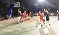 派力特篮球比赛
