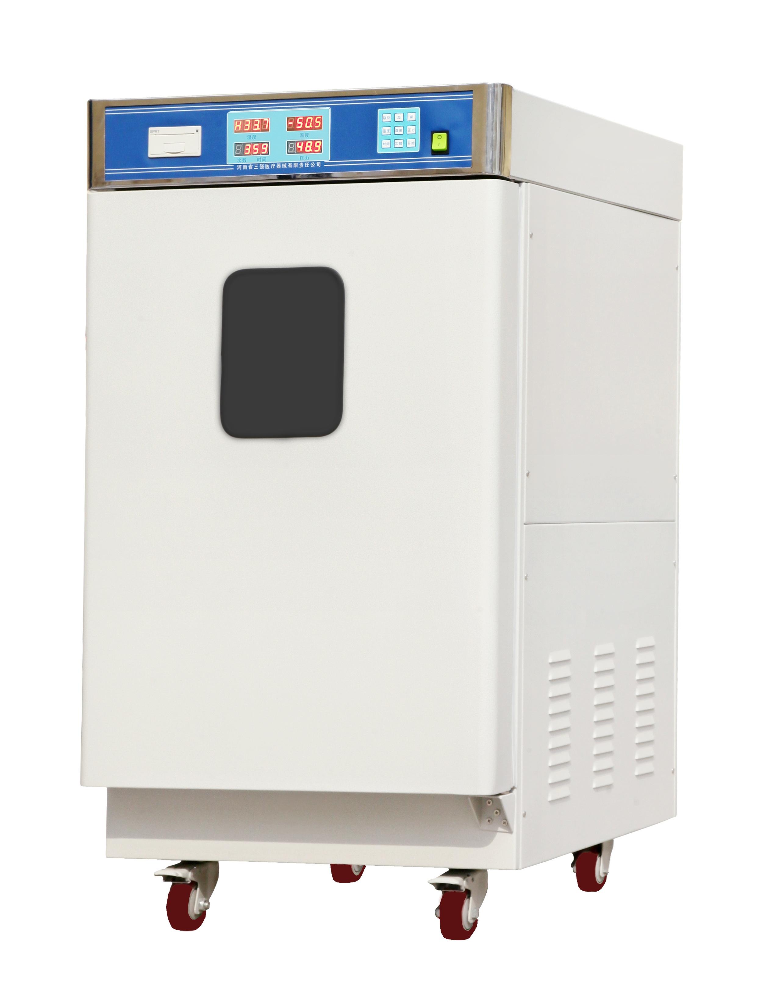 环氧乙烷灭菌器的工作介绍