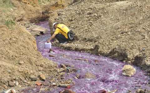 土壤污染修复治理