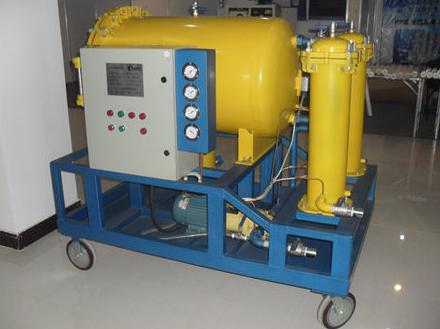 50l旋装式滤油机