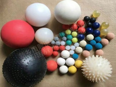 各种橡胶球