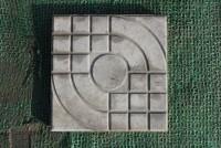 灰色便道磚