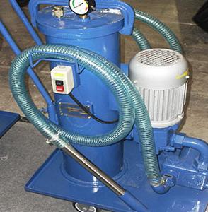 聚结脱水滤油机