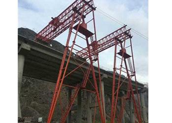 跨桥式提梁机