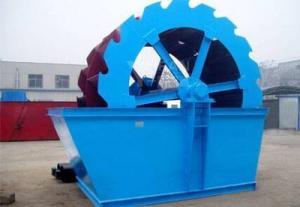 單螺旋洗砂機