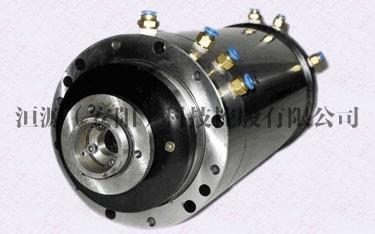 旋碾铜管用电主轴2