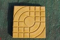 黃色便道磚