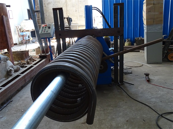 冷凝器盤管機