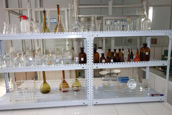 理化分析室