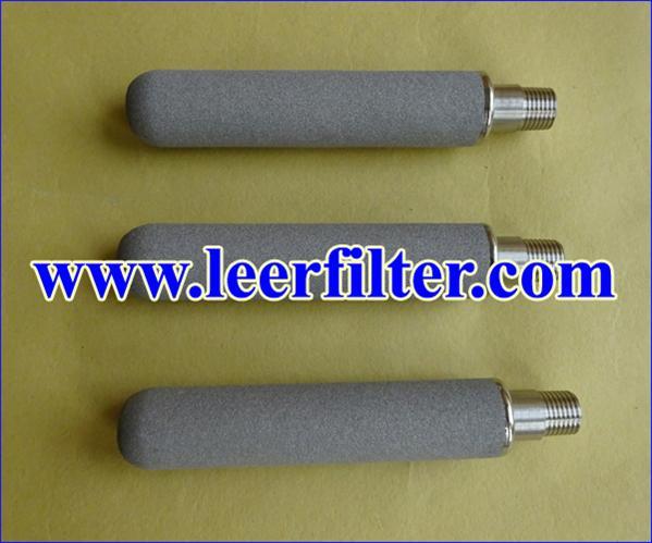 Titanium Powder Filter Element