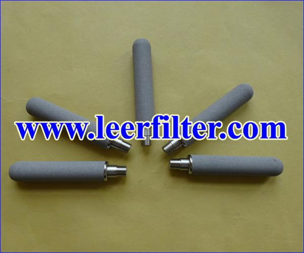 Stainless Steel Powder Filter Cartridge