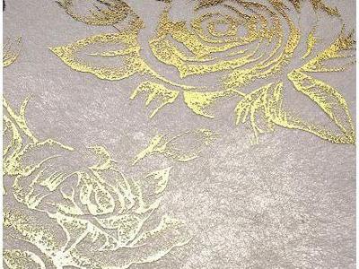 金銀箔壁紙