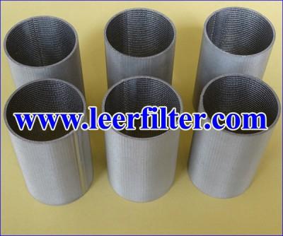 Sintered Mesh Filter Tube