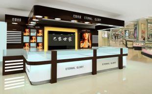 商場珠寶展櫃