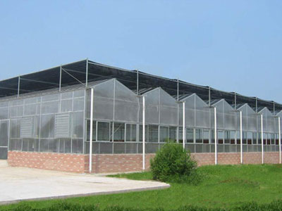 连栋温室大棚建造注意事项