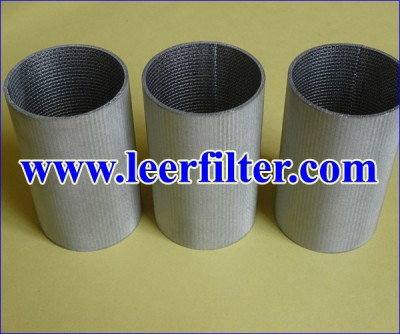 Stainless Steel Porous Filter Tube