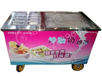 炒冰淇淋卷