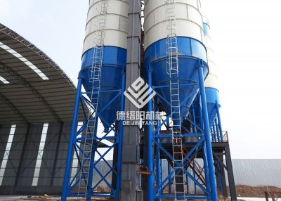 Fully Auto Dry Mix Mortar Plant Exporting To Vietnam