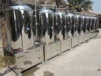 啤酒酿造设备如何清洗与消毒