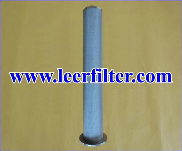 SS Sintered Filter Cartridge