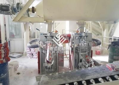 Semi-auto Dry Mix Mortar Plant Export To Kosovo