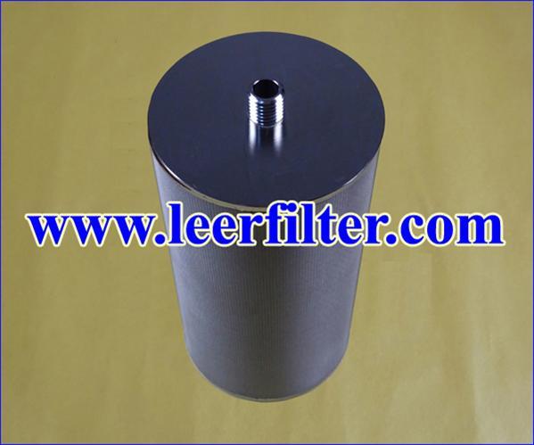 Sintered Wire Mesh Filter Element