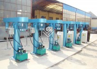 Mortar Dispension Machine