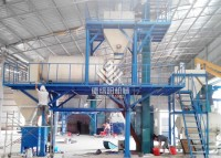 Thermal Insulation Mortar Plant