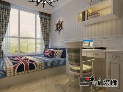 精装公寓设计案例-北露园