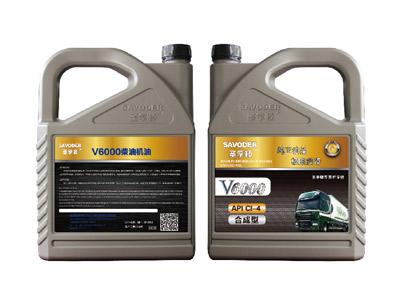 V6000Cl-4柴油机油