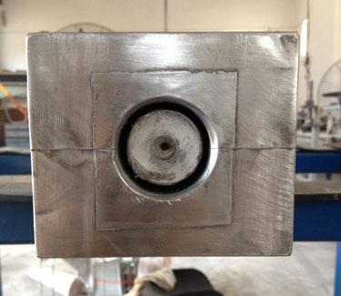 玻璃钢拉挤模具 /圆管模具50*3(河南景龙供应)