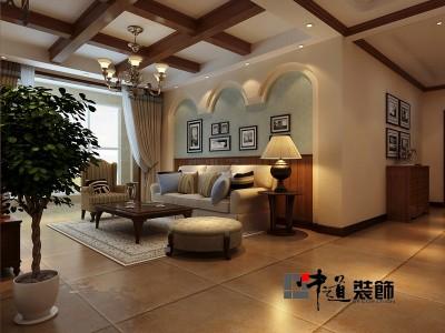 精装公寓设计案例-金色漫香苑