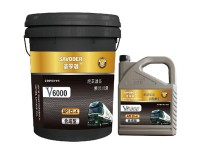 V6000CI-4柴油机油
