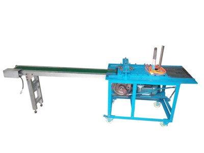 自动输送豆腐串机