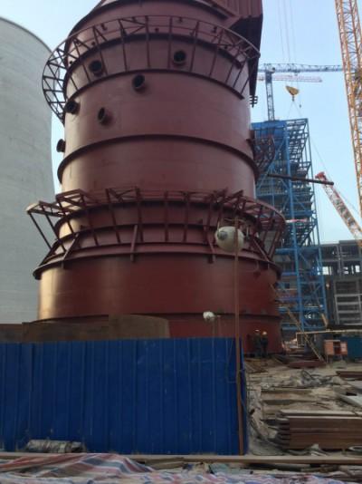 大唐三門峽發電有限責任公司3號機組脫硫設備、保溫工程-吸收塔脫硫