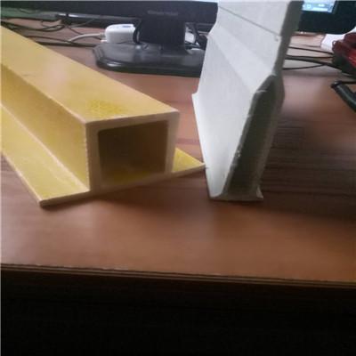 拉挤型材猪舍玻璃钢地板梁/规格可定制