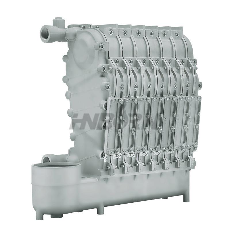 Heat exchanger M