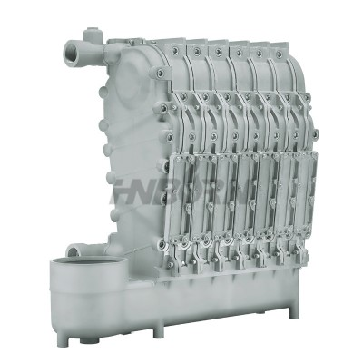 Heat exchanger M