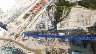 中国能源建设集团浙江火电建设有限公司土耳其超超临界燃煤电站工程-5号输煤皮带封闭
