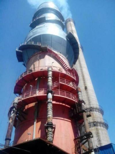 大唐三門峽發電有限責任公司3號機組脫硫設備、保溫工程